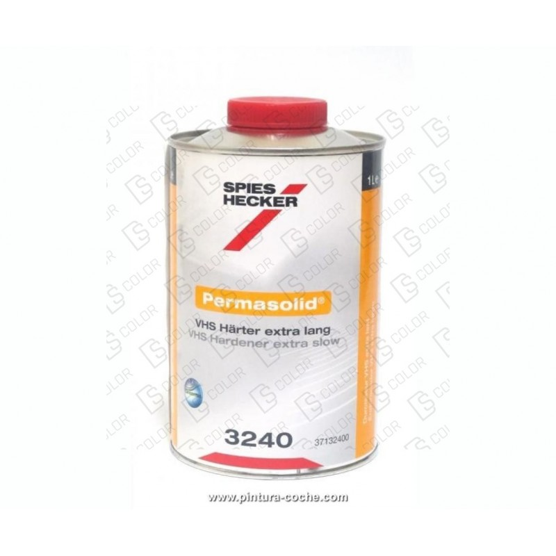 DS Color-SPIES HECKER CATALIZADORES-SPIES HECKER CATALIZADOR 3240 VHS 1L EXTRA LENTO
