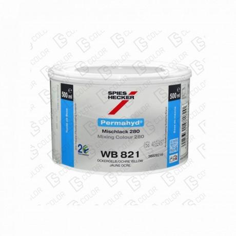 DS Color-PERMAHYD-SPIES HECKER WB821 OXIDE TRANSPARENT 0.5LT