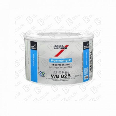 DS Color-PERMAHYD-SPIES HECKER WB825 SWARCHZLASUR 0.5LT
