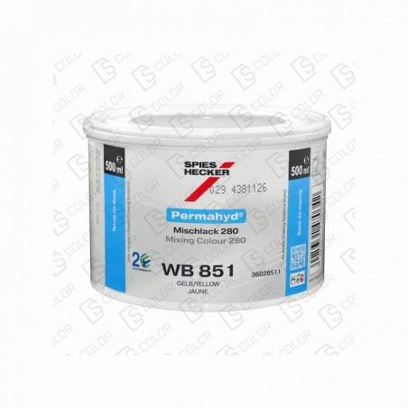 DS Color-PERMAHYD-SPIES HECKER WB851 GELB 0.5LT