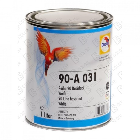 GLASURIT 90-A 031 BLANCO  1  LT