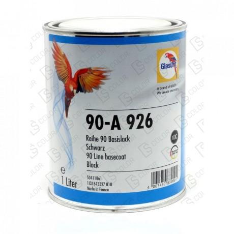 DS Color-SERIE 90-GLASURIT 90-A 926 BLACK 1LT
