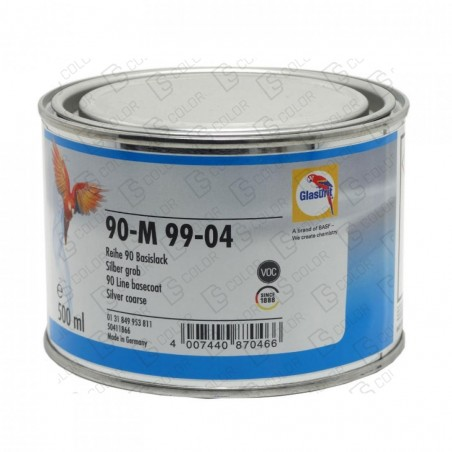 DS Color-SERIE 90-GLASURIT 90-M 99/04 0.5LT