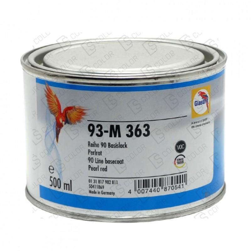 DS Color-SERIE 90-GLASURIT 93-M 363 0.5LT