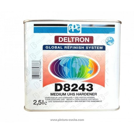 PPG D8243 CATALIZADOR NORMAL  2,5L.