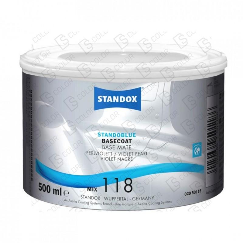 DS Color-STANDOBLUE-STANDOBLUE MIX 118 0,5LT. PERLVIOLETT