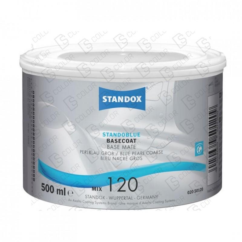 DS Color-STANDOBLUE-STANDOBLUE MIX 120 0,5LT. PERBLAU GROB