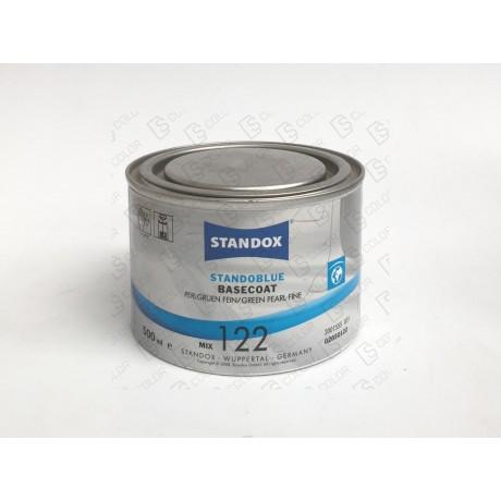 DS Color-STANDOBLUE-STANDOBLUE MIX 122 0,5LT. PERLGRUEN FEIN
