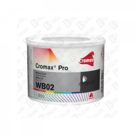 DS Color-CROMAX PRO-CROMAX PRO WB02 LT. 0,5