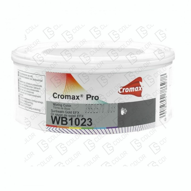 DS Color-CROMAX PRO-CROMAX PRO WB1023 LT. 0,25 EFX PRO SUNBEAM GOLD