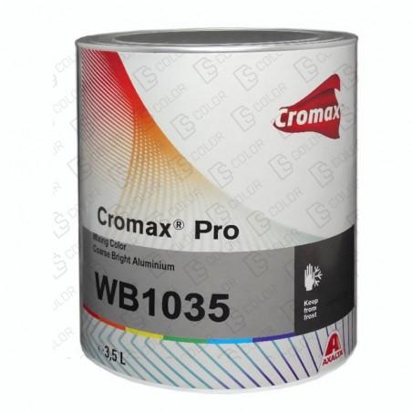 DS Color-CROMAX PRO-CROMAX PRO WB1035 LT 3.5 COARSE BRIGHT ALUMINIUM