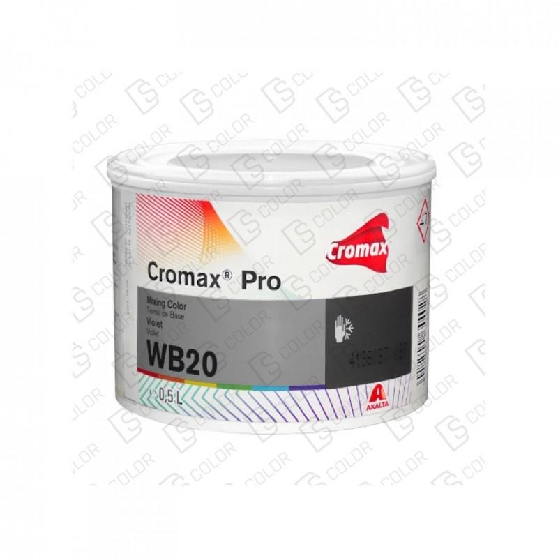 DS Color-CROMAX PRO-CROMAX PRO WB20 LT. 0,5 VIOLET