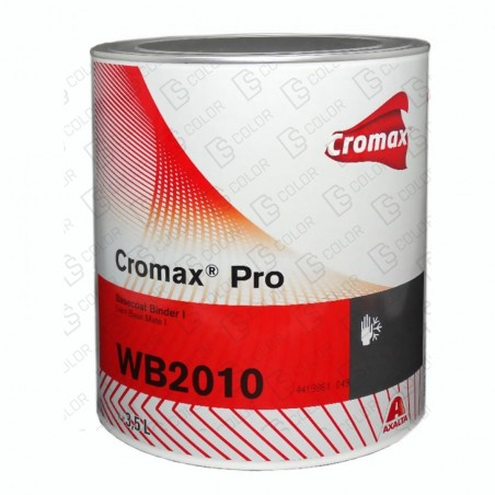 DS Color-CROMAX PRO-CROMAX PRO WB2010 LT. 3.5 BINDER