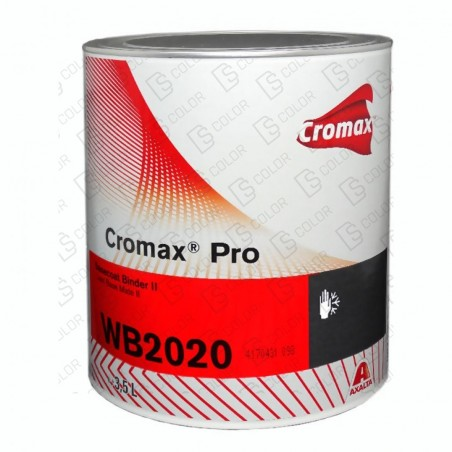 DS Color-CROMAX PRO-CROMAX PRO WB2020 LT. 3.5 BINDER II