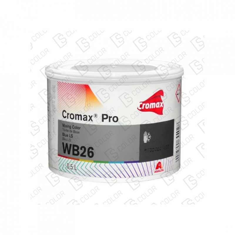 DS Color-CROMAX PRO-CROMAX PRO WB26 LT. 0,5 BLUE LS