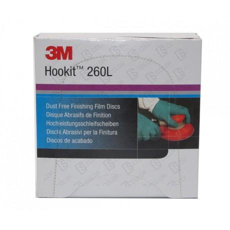 3M 50239 HOOKIT DISCO 260L P1200