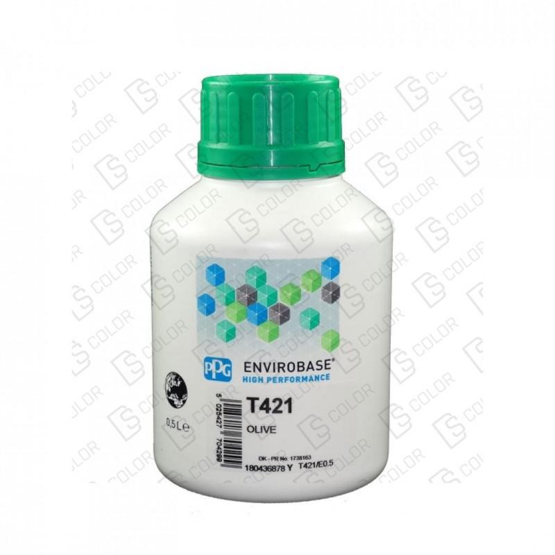 DS Color-ENVIROBASE HP-PPG ENVIROBASE MIX T421 0.5LT