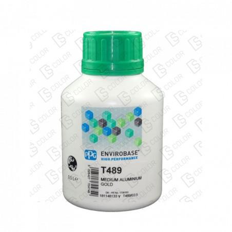 DS Color-ENVIROBASE HP-PPG ENVIROBASE MIX T489 0.5LT