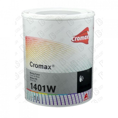 DS Color-CROMAX-CROMAX 1401W 1LT WHITE