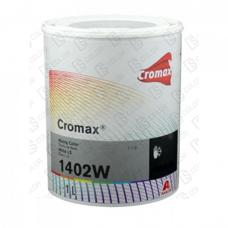 DS Color-CROMAX-CROMAX 1402W 1LT WHITE L.S.
