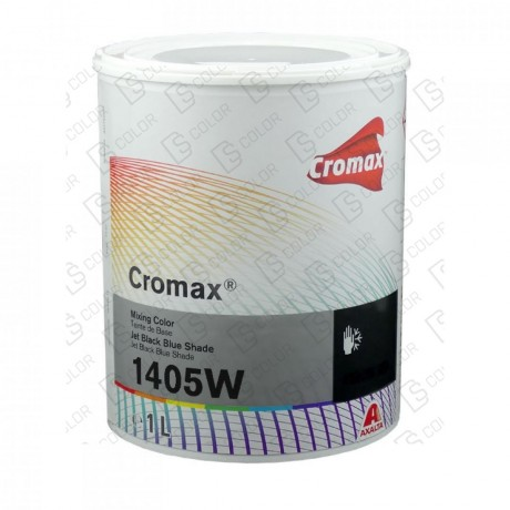 DS Color-CROMAX-CROMAX 1405W 1LT JET BLACK