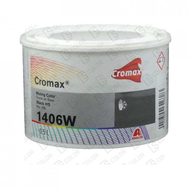 DS Color-CROMAX-CROMAX 1406W 0.5LT BLACK H.S.