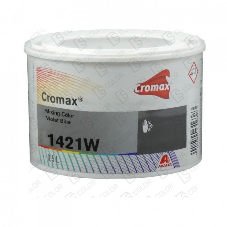 DS Color-CROMAX-CROMAX 1421W 0.5LT VIOLET BLUE