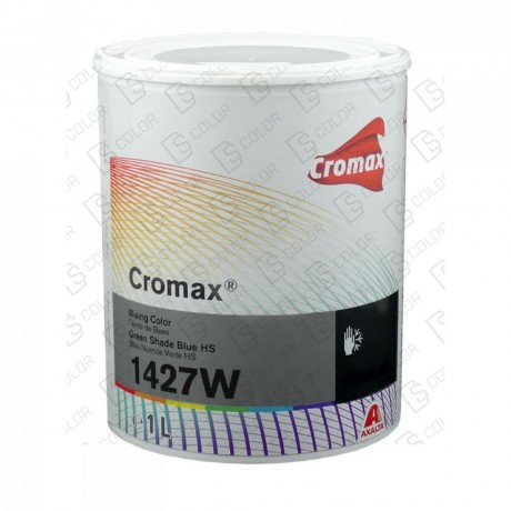 CROMAX 1427W 1LT GREEN SHADE BLUE