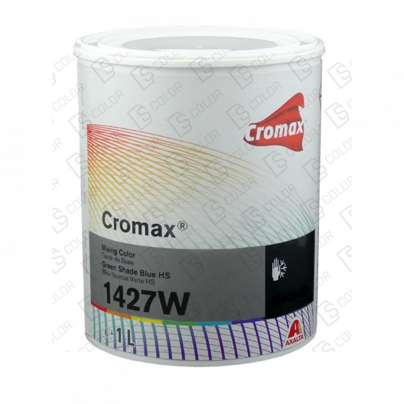 DS Color-CROMAX-CROMAX 1427W 1LT GREEN SHADE BLUE
