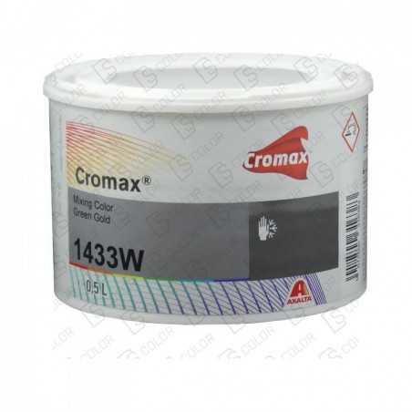 DS Color-CROMAX-CROMAX 1433W 0.5LT GREEN GOLD