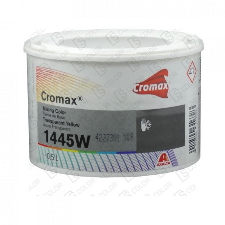 DS Color-CROMAX-CROMAX 1445W 0.5LT TRANSPARENT YELLOW