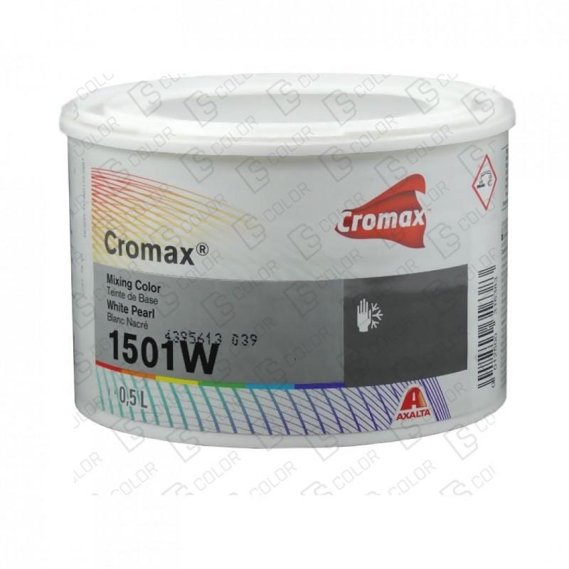 DS Color-CROMAX-CROMAX 1501W 0.5LT WHITE PEARL
