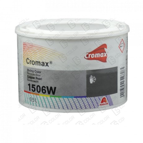 DS Color-CROMAX-CROMAX 1506W 0.5LT COPPER PEARL