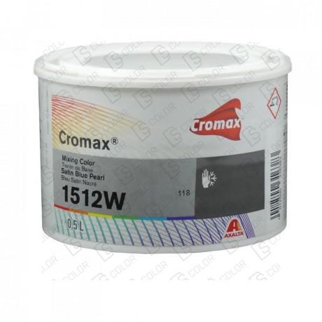 DS Color-CROMAX-CROMAX 1512W 0.5L SATIN BLUE PEARL