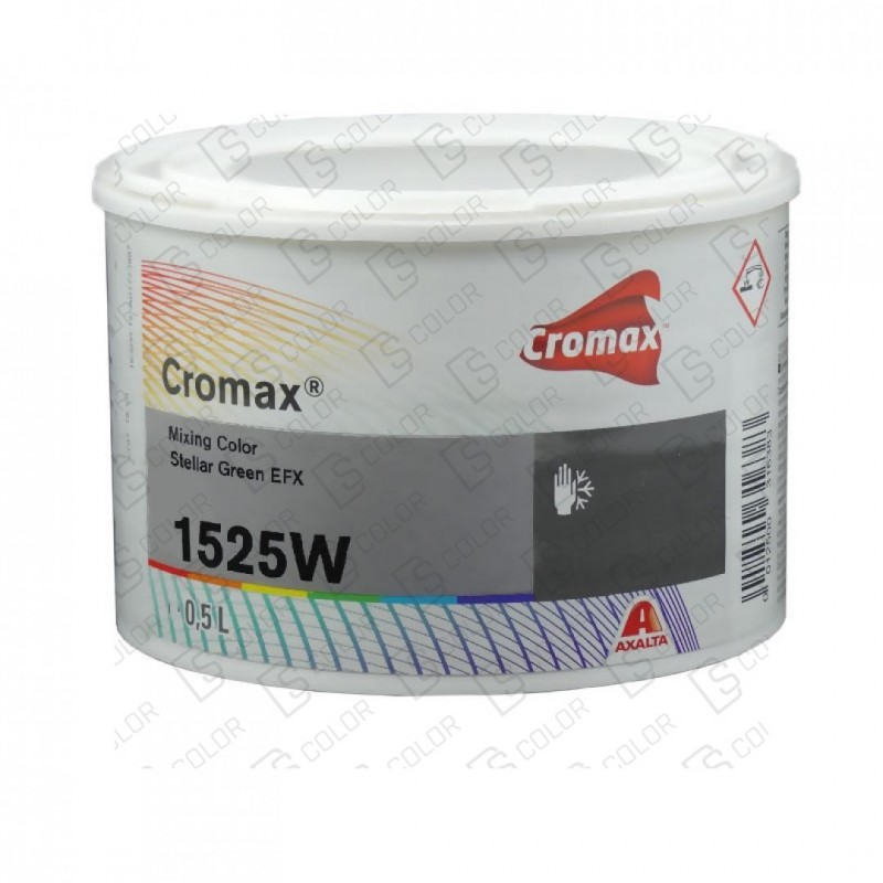 DS Color-CROMAX-CROMAX XIRALIC 1525W 0.5LT STELLAR GREEN