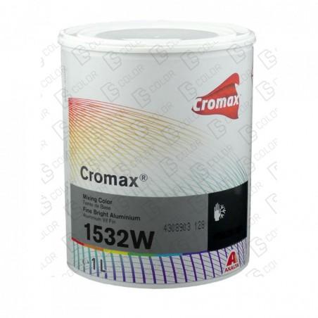 DS Color-CROMAX-CROMAX 1532W 1LT FINE BRIGHT ALUMINIUM