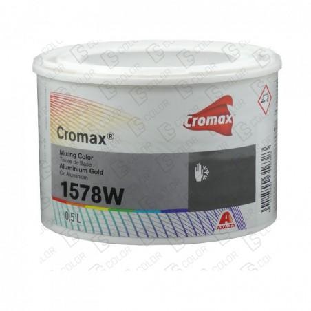 DS Color-CROMAX-CROMAX 1578W 0.5LT ALUMINIO GOLD