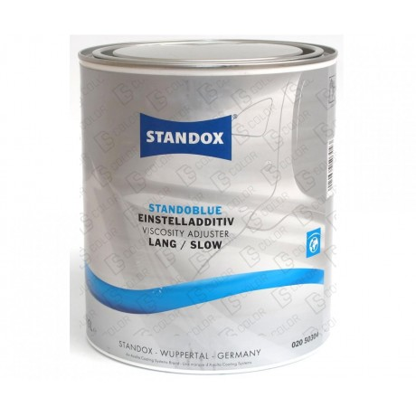 DS Color-STANDOBLUE-STANDOBLUE EINSTELLADDITIV VISCOSITY ADJ. SLOW ''NEW'' 3.5LT