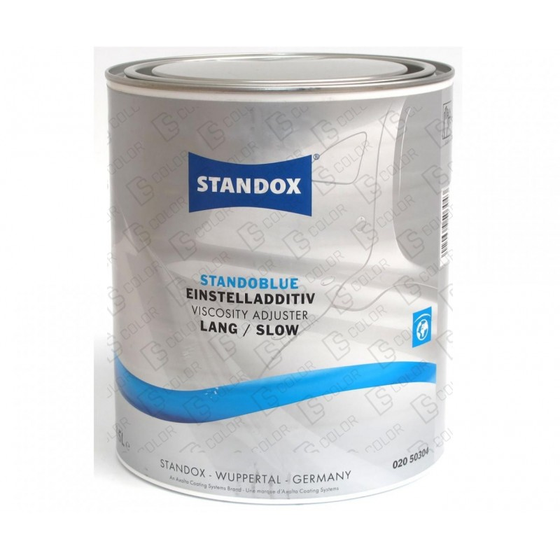 DS Color-STANDOBLUE-STANDOBLUE EINSTELLADDITIV VISCOSITY ADJ. SLOW ''NEW'' 3.5LT