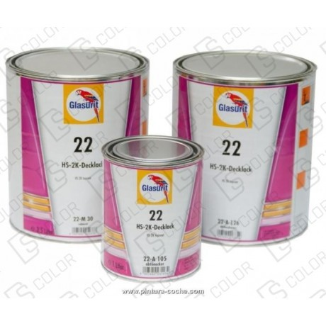 GLASURIT 22-M 201 1LT.