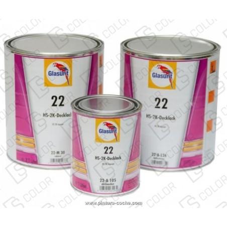 DS Color-SERIE 22-GLASURIT 22-M 201 1LT.