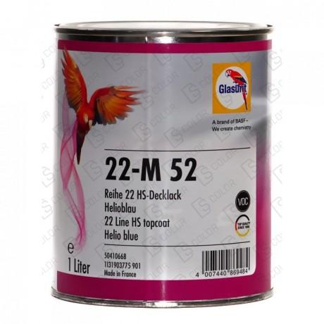 DS Color-SERIE 22-GLASURIT 22-M 52 1L.