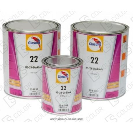 DS Color-SERIE 22-GLASURIT 22-M 77 1LT.