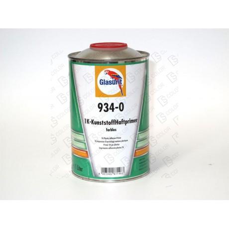 GLASURIT IMPRIMACION PLASTICOS 934-0 1K 1L