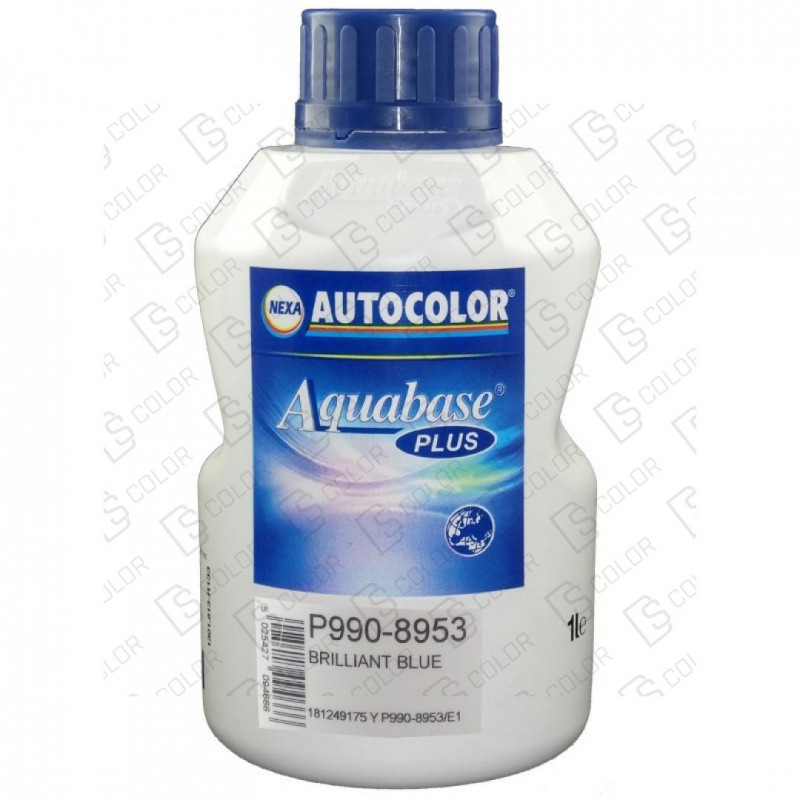 DS Color-AQUABASE PLUS-NEXA 990-8953 AQUABASE PLUS 1LT