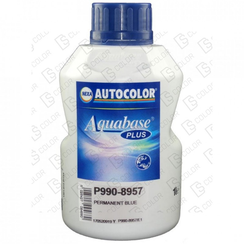 DS Color-AQUABASE PLUS-NEXA 990-8957 AQUABASE PLUS 1LT