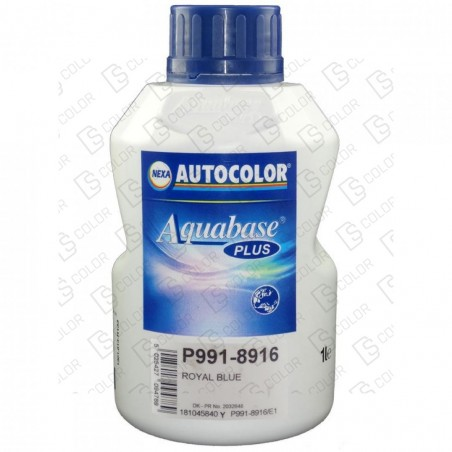 DS Color-AQUABASE PLUS-NEXA 991-8916 AQUABASE PLUS 1LT