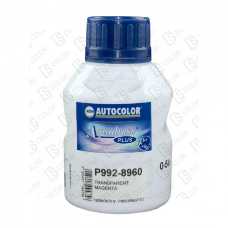 DS Color-AQUABASE PLUS-NEXA 992-8960 AQUABASE PLUS 0.5LT