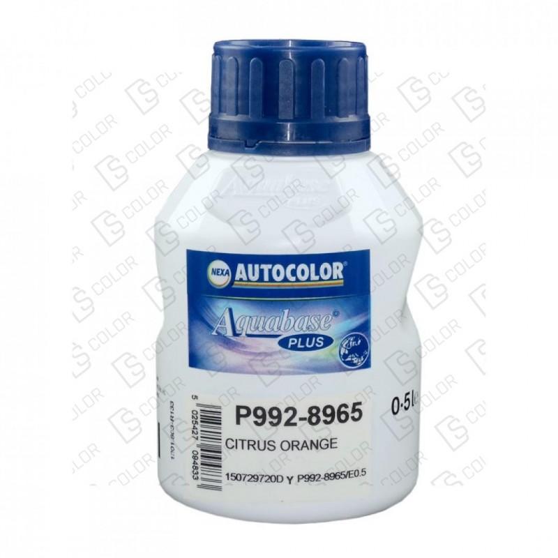 DS Color-AQUABASE PLUS-NEXA 992-8965 AQUABASE PLUS 0.5LT