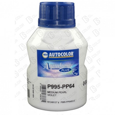 DS Color-AQUABASE PLUS-NEXA 995-PP64 AQUABASE PLUS 0.5LT